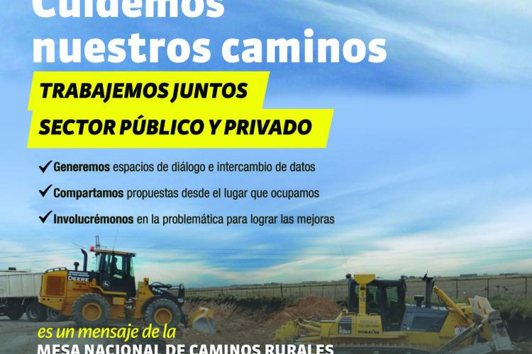 Lanzan innovadora campaña por los caminos rurales